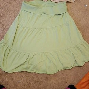 Two cute Urban Outfitters praire skirts